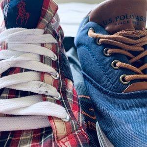 Men's Polo Shoes Bundle Size 13